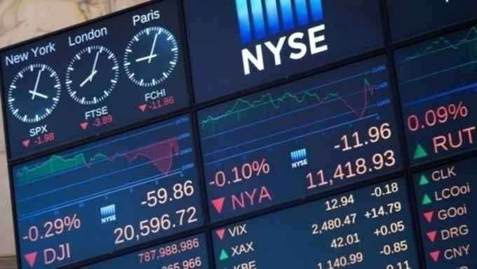 Fed褐皮書、中國GDP、南韓估降息、美股財報週 圖片:AFP