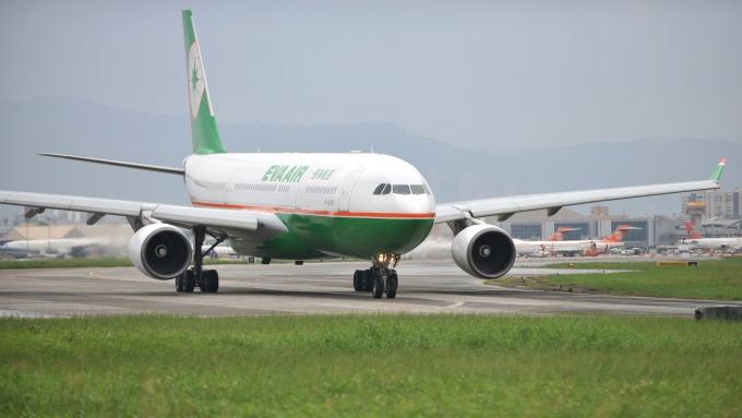 長榮20日起航班全面恢復,青森、松山新航線如期開航。(圖:AFP)