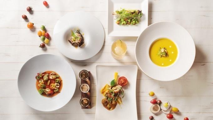 六福萬怡酒店獲最高三星溯源餐廳認證。(圖:六福提供)