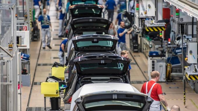 擺脫負數領域 紐約州7月製造業指數大幅上升12.9點至4.3 (圖片:AFP)
