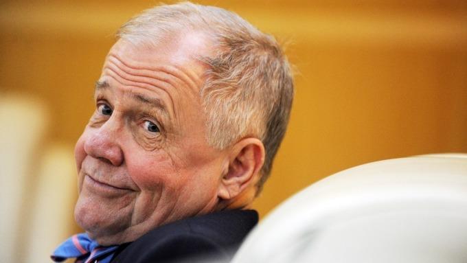 羅傑斯警告:市場忽視危機跡象  熊市將到來(圖片:AFP)