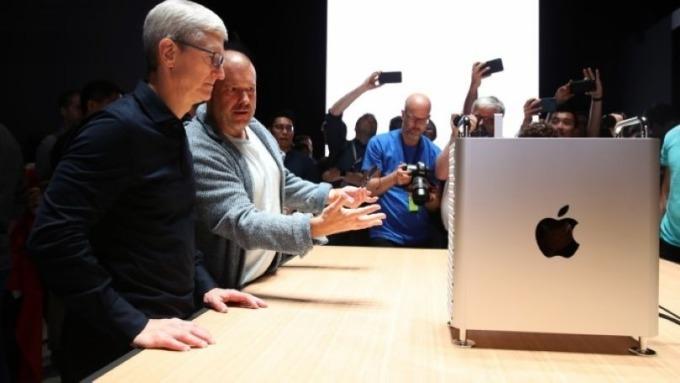 相較於2018年機型 蘋果2019新MacBook Air讀取速度更慢  圖片:AFP