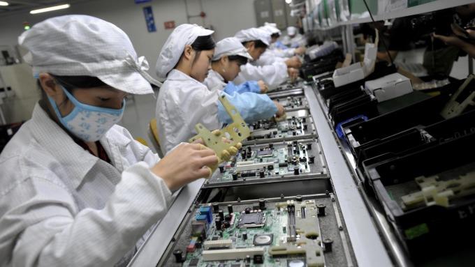 奇偶強化工業4.0盼營運轉虧為盈。(圖:AFP)