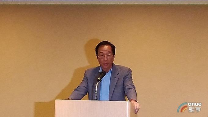 有傳言指出,永齡基金會協助利用網路連署讓郭台銘出來參選總統。(鉅亨網資料照)