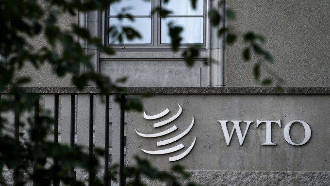 WTO裁決:美國2012年對中國課反補貼關稅 不符世貿規定(圖片:AFP)