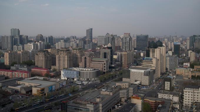 應對經濟成長放緩 北京政府可能走回基礎建設老路(圖片:AFP)