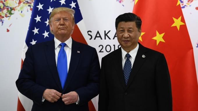 美中兩國想達成貿易協議,仍有一段長路得走。(圖片:AFP)