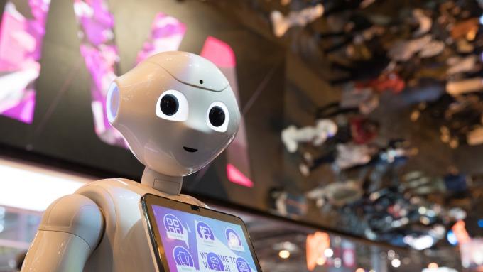 Gartner調查指出人工智慧將成為未來企業進行決策的重大助力(圖:AFP)