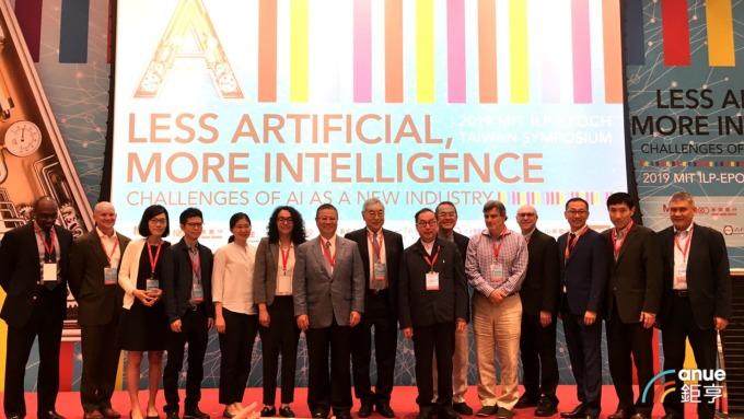 〈林百里開講〉AI推動工業4.0發展 將把台灣作為製造基地