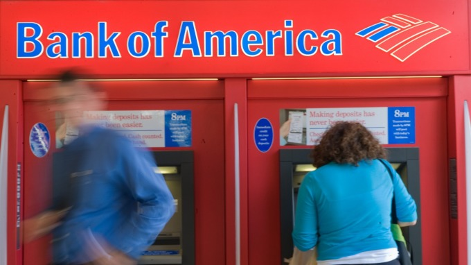 美國銀行第2季獲利優於預期。(圖片:AFP)