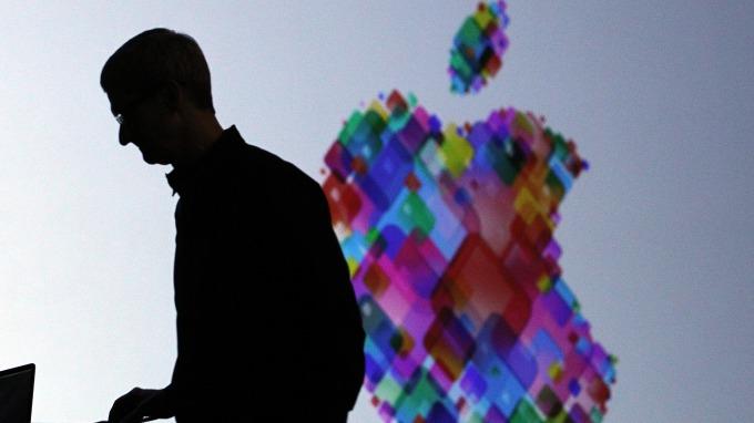 蘋果App Store業績成長驟降 高盛:股價恐怕漲不上去(圖片:AFP)