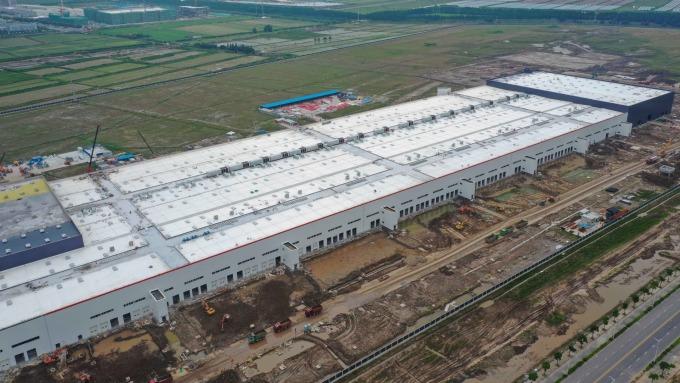 大摩:特斯拉中國廠產量將比預期提前增加(圖:AFP)