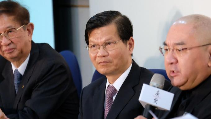 中研院前院長翁啟惠。(圖:AFP)