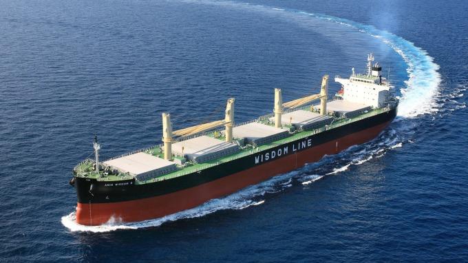 慧洋年底前將有20艘船將換約。(圖:慧洋提供)