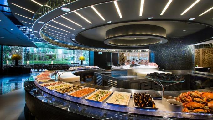 晶華酒店首次推出可盡享旗下所有自助餐廳的BUFFET PASS。(圖:晶華提供)