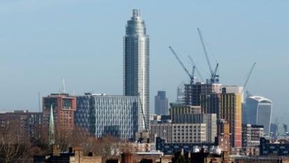 英國房價退回至2009年水準 圖片:AFP
