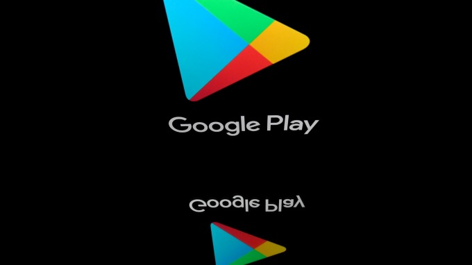 Google下架觸寶科技近60個應用程式。(圖片:AFP)