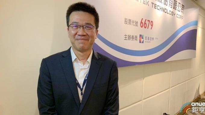 鈺太董事長邱景宏。(鉅亨網資料照)
