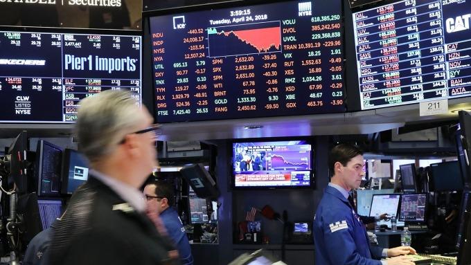 美股盤前─微軟股價上漲 道瓊指數走高約40點 美伊緊張升高 (圖片:AFP)