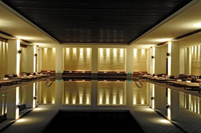 安縵集團旗下Aman Summer Palace Beijing,將渡假氛圍引進住宅規劃。(圖/國城建設提供)