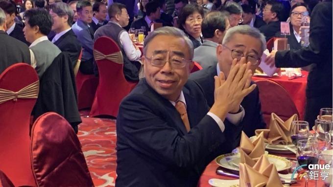 全國工業總會理事長、台塑企業總裁王文淵。(鉅亨網資料照)