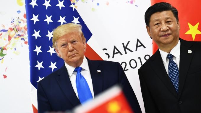 貿易戰延燒,部分外資企業選擇撤出中國市場。(圖片:AFP)