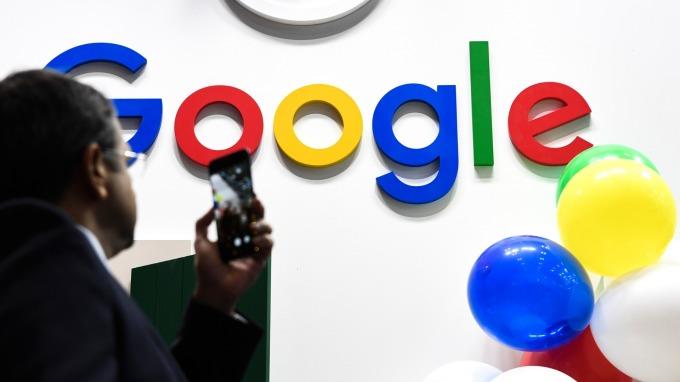 google新手機影像提早流出 圖片:AFP