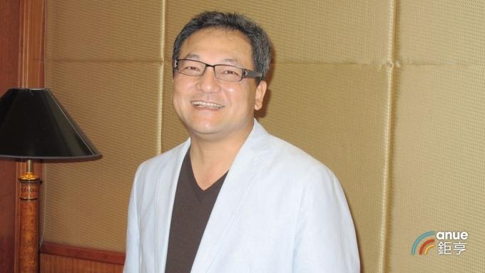 總太地產集團主席吳錫坤。(鉅亨網記者張欽發攝)