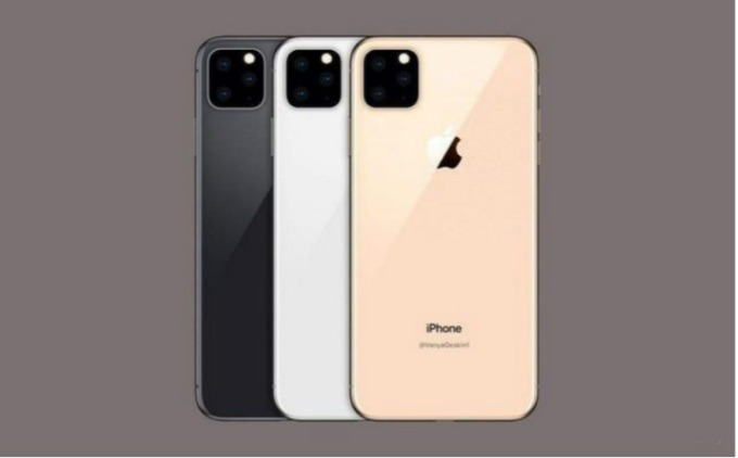 The iPhone 11 and 11 Max models will use the OLED screen for the respective D 42 and D 43. (Photo: Flip newmobilelife)