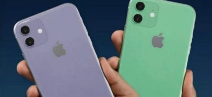 iPhone 11R 型號為 N104(圖片:翻攝 tencent)