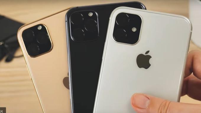 早前外媒報導,今年3 款蘋果新機名為 iPhone 11、11 Max 與 11R。(圖片:翻攝 highsnobiety 官網)