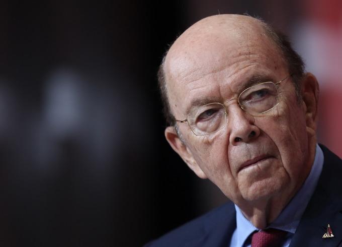 美國商務部長羅斯 (圖片:AFP)