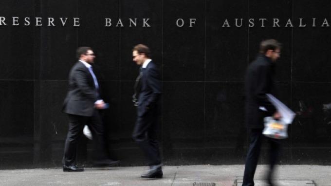 澳洲央行再次降息  圖片:AFP