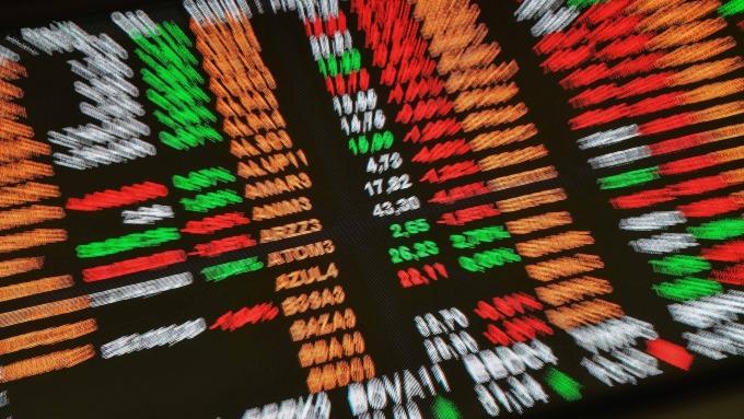 智原昨日法說釋利多,今日股價隨即漲停。(圖:AFP)