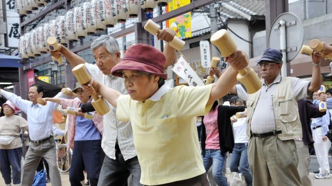 養老有三寶!基金、信託、以房養老幫你累積退休金。(圖:AFP)