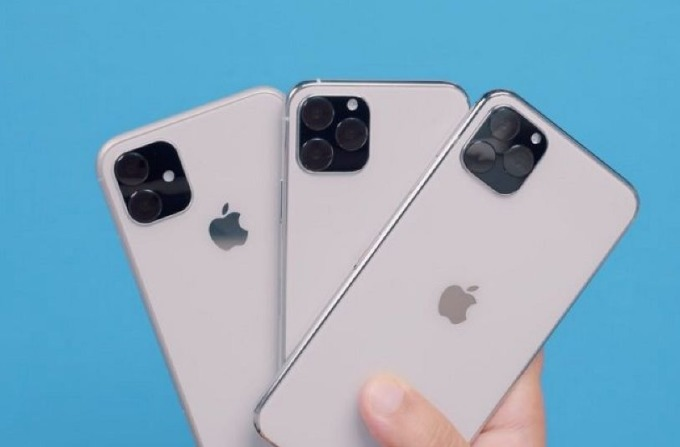 據傳為蘋果最新一代 iPhone 三鏡頭相機 (圖片: MacRumors)
