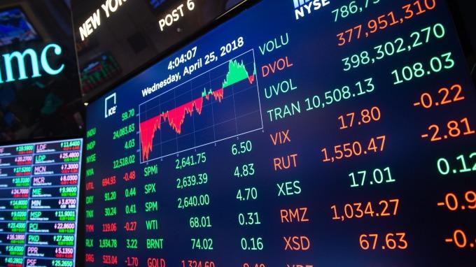 美股VIX出現巨額看漲買權 分析師:應是美股多頭的避險持倉 (圖片:AFP)
