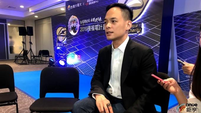 〈台灣大法說〉總座林之晨:穩定布局5G 已發展物聯網垂直應用