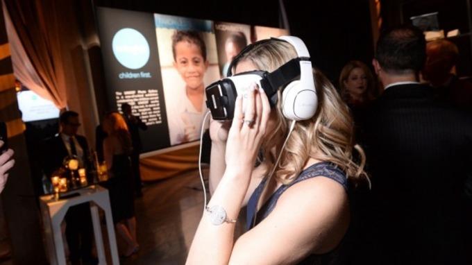 5G擴展VR/AR無限可能性 遊戲應用最大宗 (圖片:AFP)