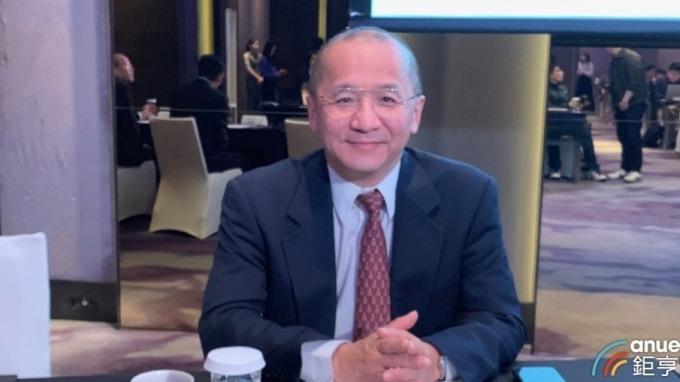 華邦電總經理詹東義。(鉅亨網資料照)