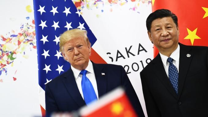 新一輪美中貿易談判下週登場。(圖片:AFP)