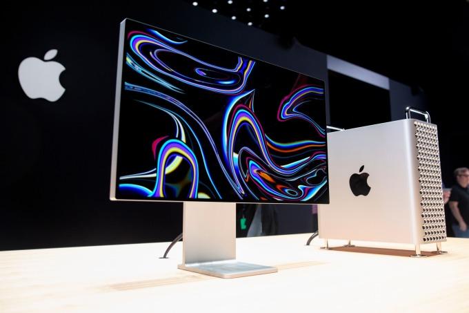 蘋果 7 月 18 日向川普政府申請,豁免陸製新款 Mac Pro 零件關稅。(圖片:AFP)