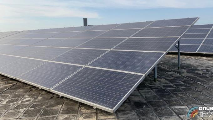 太陽能電池廠積極力拚轉型。(鉅亨網資料照)