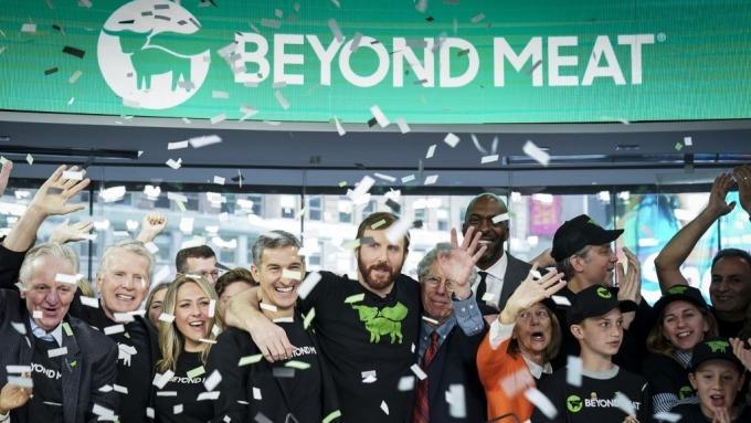 Beyond Meat市值超過25%標普成份股 分析師:價格太荒謬(圖片:AFP)