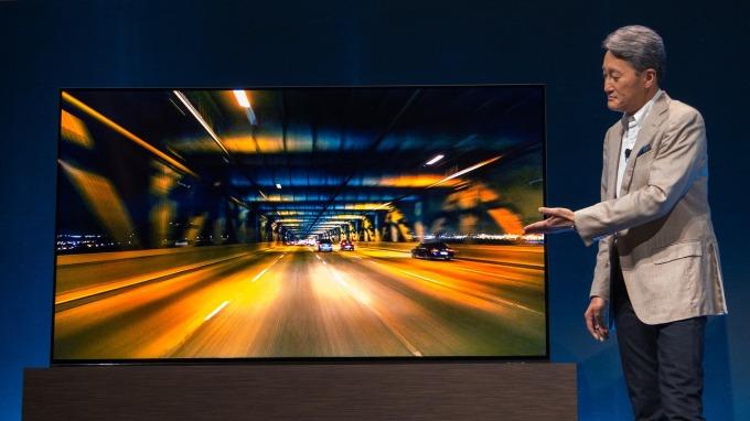 中國品牌電視市占擴大!南韓量減、索尼勉強上榜。(圖片:AFP)