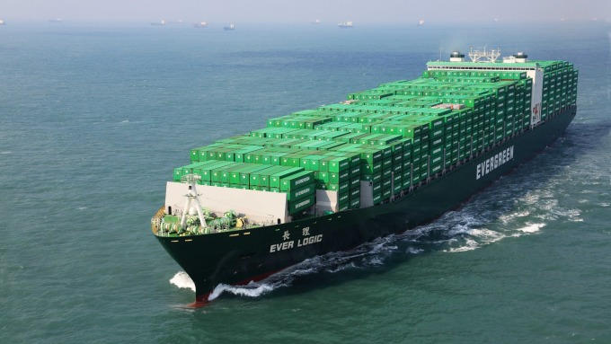 海運高低硫油價差擴大 長榮將成脫硫塔效應最大受惠者