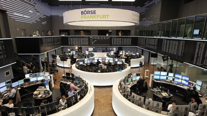 週二歐股盤前,指數期貨漲跌互見。(圖片:AFP)