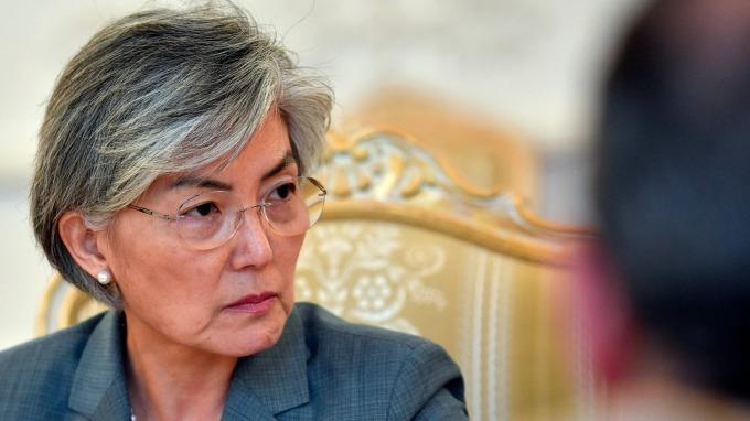 日本擬將南韓從出口白名單上移除 圖片:AFP