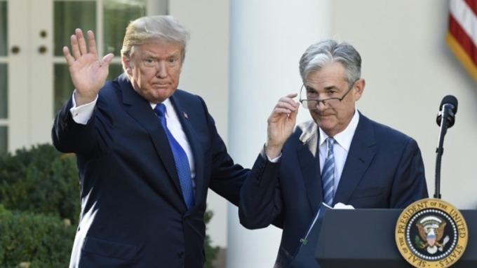 【元富期貨阿倫日報】-連2日向Fed喊話!川普:我希望看到「大幅降息」、停止縮表 元富期貨營業員阿倫