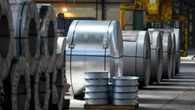 美國 ITC 持續對台灣等六國實進口鋼品施反傾銷關稅。(圖片:AFP)